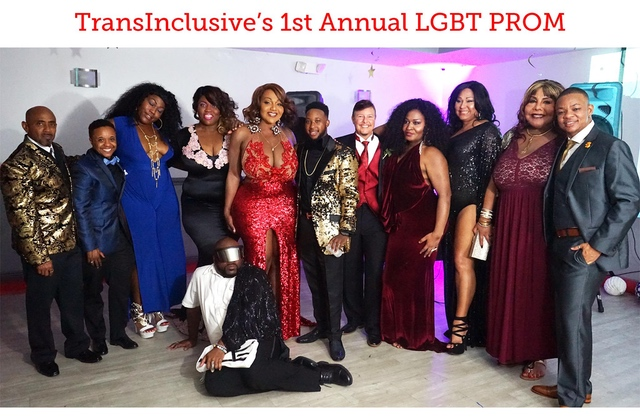 LGBT Prom This Weekend at The Venue