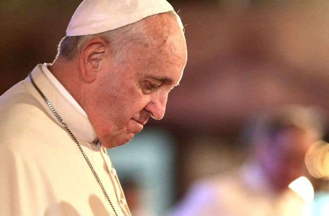Pontiff Shocker: Pope Wants Parents to 'Pray' for Gay Children