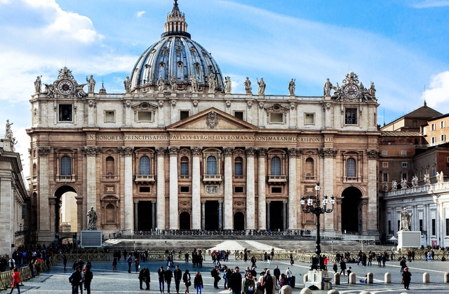 Priest Urges Vatican Family Conference to Welcome Gays