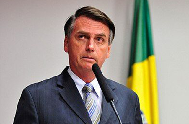 Brazil's Leading Presidential Candidate's 'Moral Compass' is Anti-LGBT