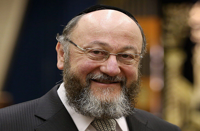 U.K.'s Chief Rabbi Publishes LGBT-Inclusive Orthodox Jewish School Guide