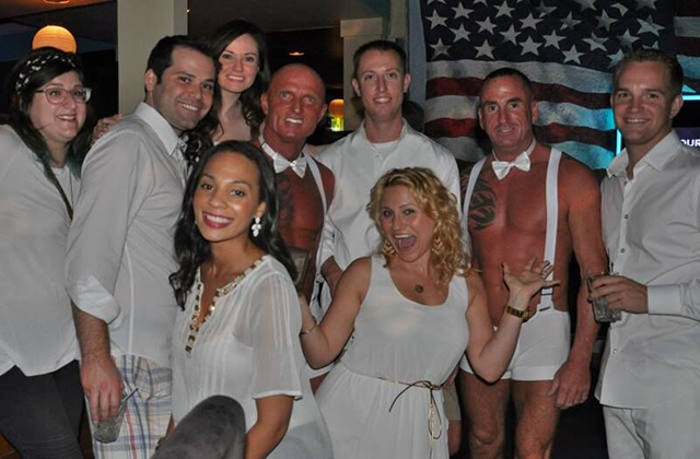 5th Annual White Party Will Raise Money for the Smart Ride