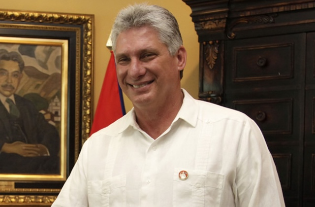 Cuban President Backs Same-Sex Marriage