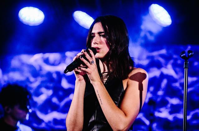 Fans Waving Pride Flags Removed From Dua Lipa Concert
