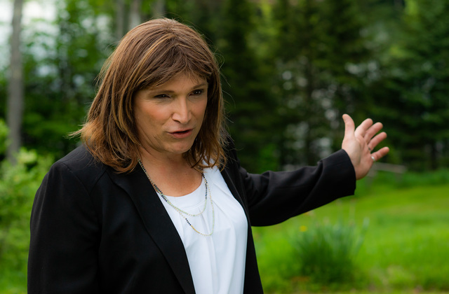 Christine Hallquist, Vermont's Transgender Candidate Is Getting Death Threats