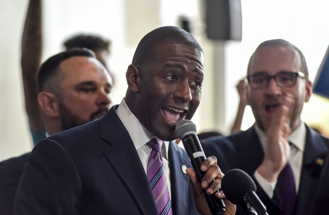 LGBT Groups Join Forces to Support Gillum for Governor