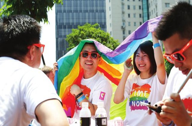 Thousands of Chinese Activists Lobby for Same-Sex Marriage