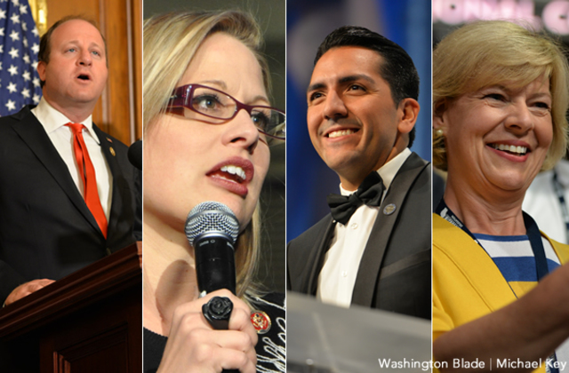 LGBT Candidates Could Produce Rainbow Wave in November