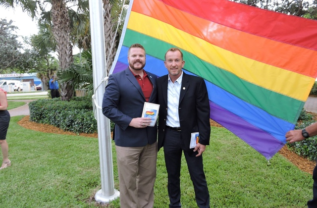 Sun Sentinel Endorses Justin Flippen For Mayor of Wilton Manors