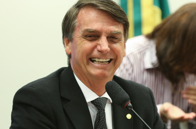 Vocal LGBTI Rights Opponent Wins First Round of Brazil Presidential Election