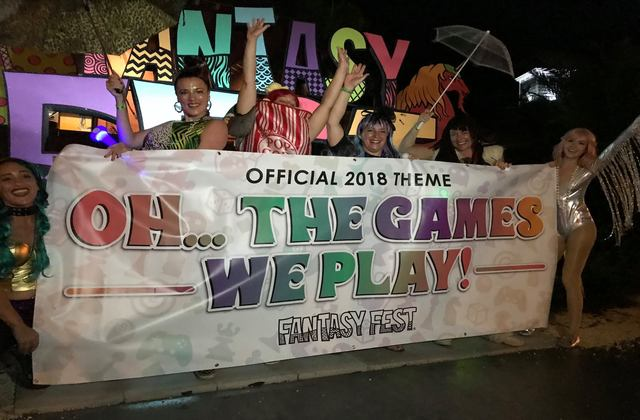 Fantasy Fest Kicks Off Oct. 19 in Key West