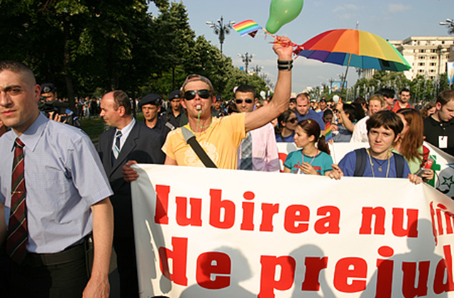 Gay Marriage Ban In Romania Fails