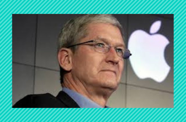 Tim Cook: Being Gay Is God's Greatest Gift To Me