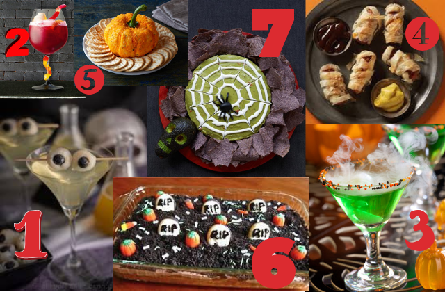 Rick's Reviews: Spooktacular Halloween Recipes