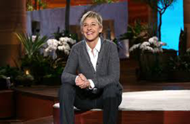 Ellen DeGeneres Reflects On Coming Out Over 20 Years Ago