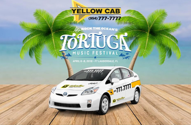 Business Spotlight: Yellow Cab Of Broward-A Company You Can Trust