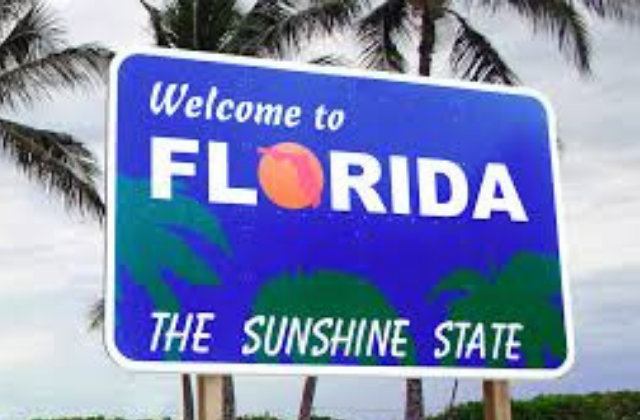 Florida Again The Epicenter Of Nation's Polarizing Politics