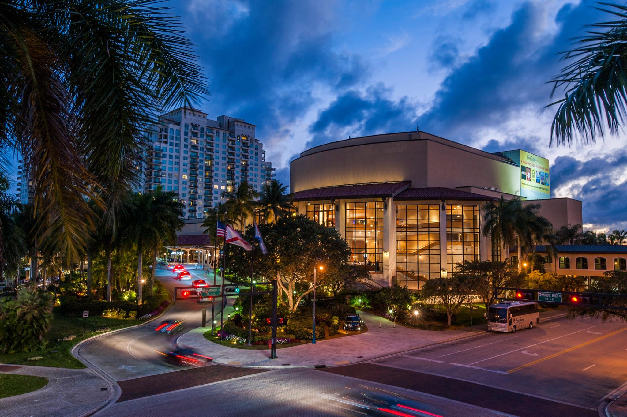 SFGN BESTLIVEbroward center performing arts