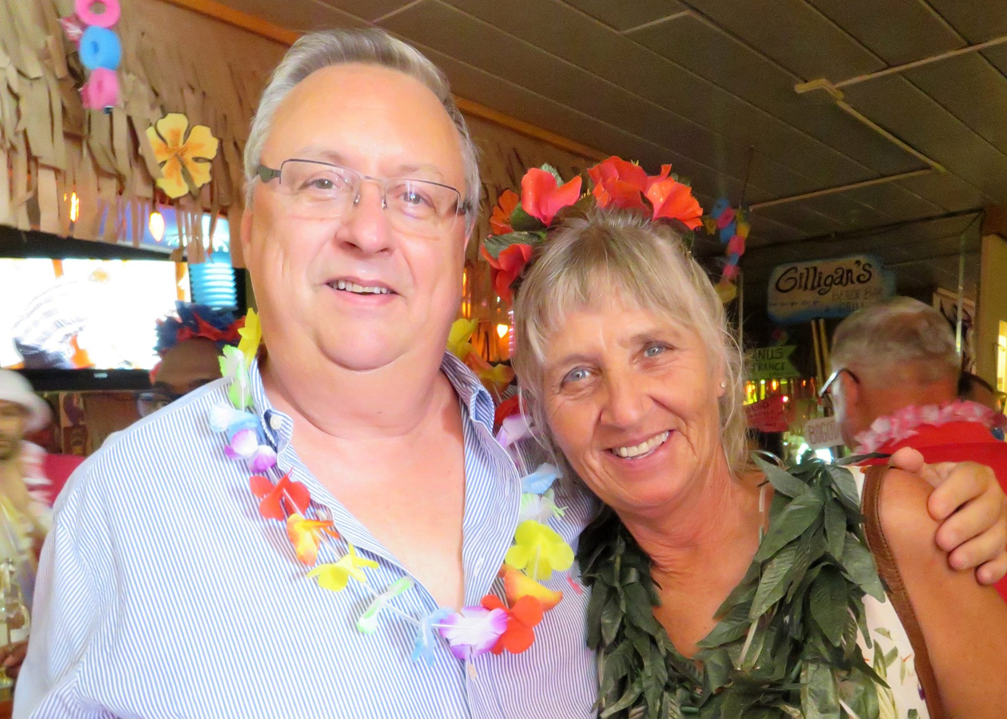 SFGN BEstOf mary lindsey and roger hendrix at the lei me luau