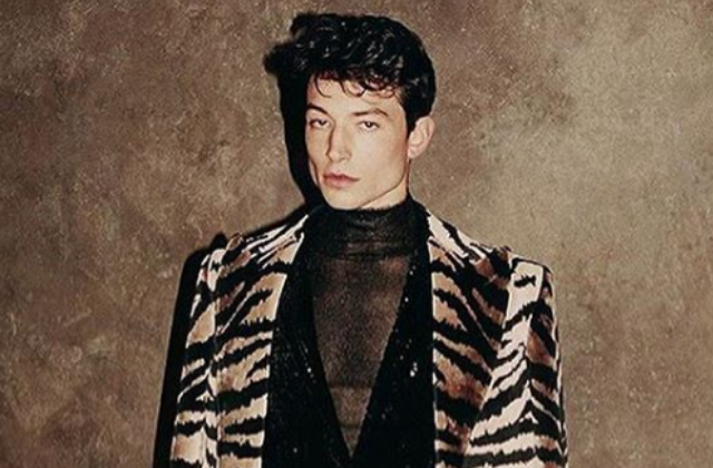 Ezra Miller Comes Out As Non-Binary