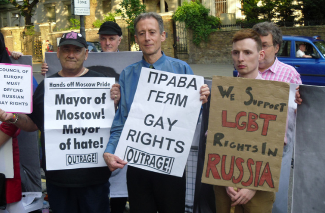 European Court: Russia's Ban On LGBT Rallies Violates Rights