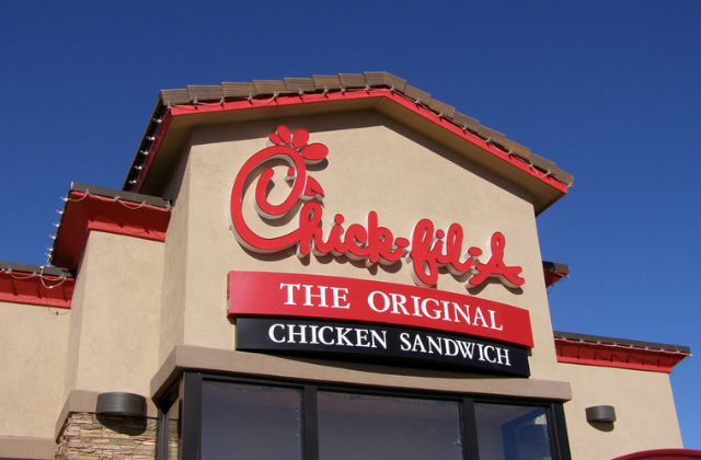 School Blocks Chick-fil-A , Cites Anti-LGBTQ Values
