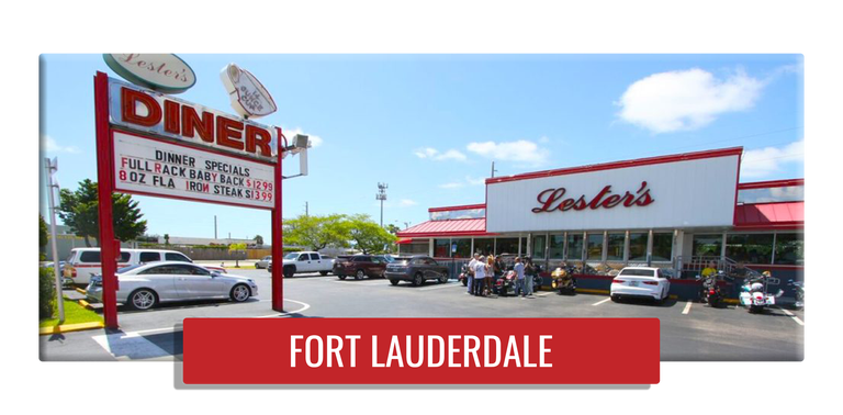 SFGN RicksReviews FORT LAUDERDALE LOCATION LESTERS DINER