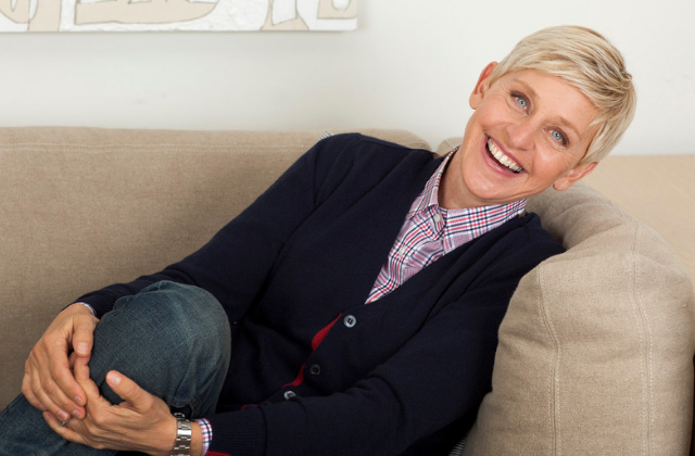 Ellen DeGeneres Says She's Considering Leaving Talkshow