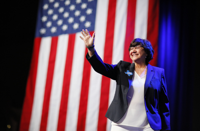 LGBT Texan Of The Year: Lupe Valdez