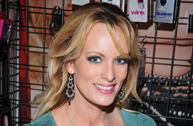 Stormy Daniels Cancels Show;  Club Owner Made Anti-Gay Slur