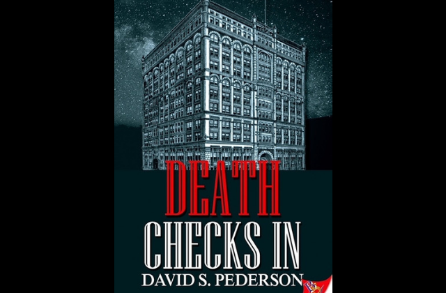 "What to Read: ""Death Checks In"" by David S. Pederson"