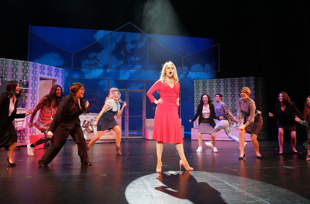 Review: Musical Sets 'Legally Blonde' Precedent For Entertainment