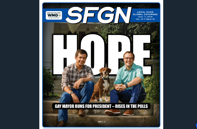 SFGN Latest Print Edition