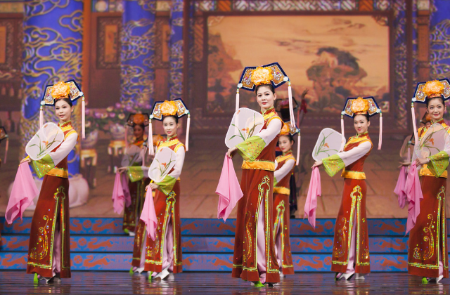 SFGNites: Week Of April 18, 2019 – ' Dynasties of Dance'