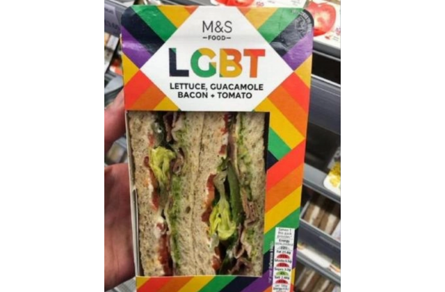 British Supermarket Receives Backlash Over Gay Sandwich Sales