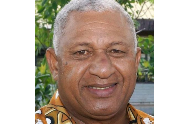 Fiji Prime Minister: I Will Never Allow Gay Marriage