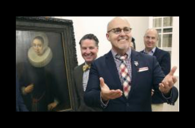 Looted Art, Gay Rights Merge in Recovery of Polish Painting