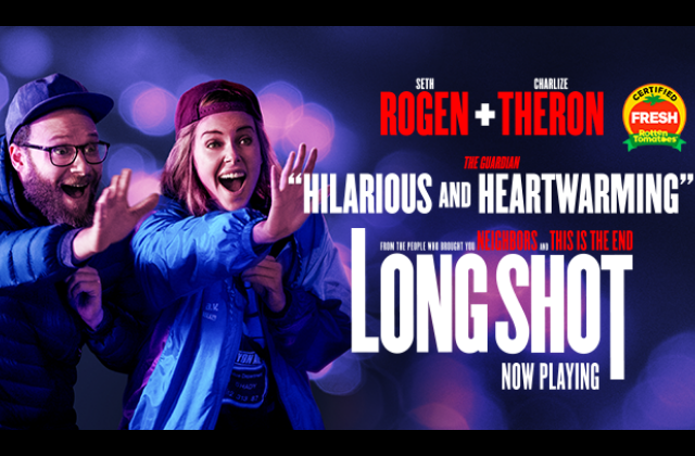 Screen Savor: Long Shot in The Dark W/Trailer
