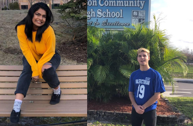 Two LGBT High School Seniors Awarded PBCHRC Scholarships