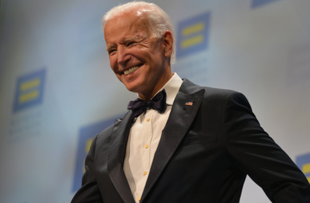 Biden's Early Support For Same-Sex Marriage Still Remembered