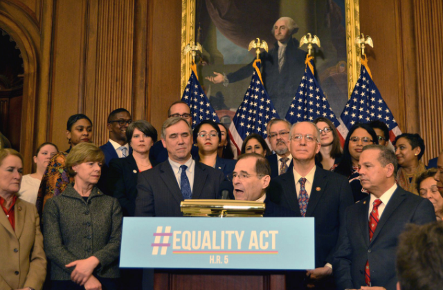 House Judiciary Committee Passes Equality Act
