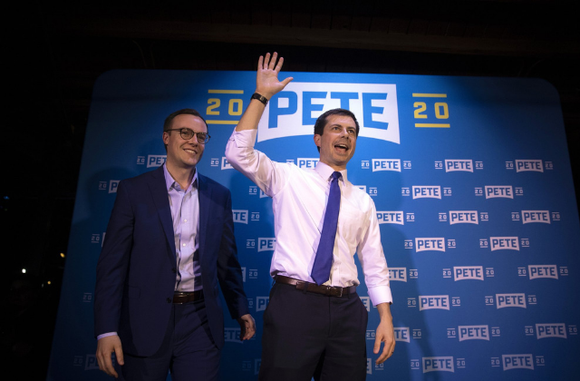 Buttigieg Sells Out Fundraiser at Iconic Hollywood Gay Bar