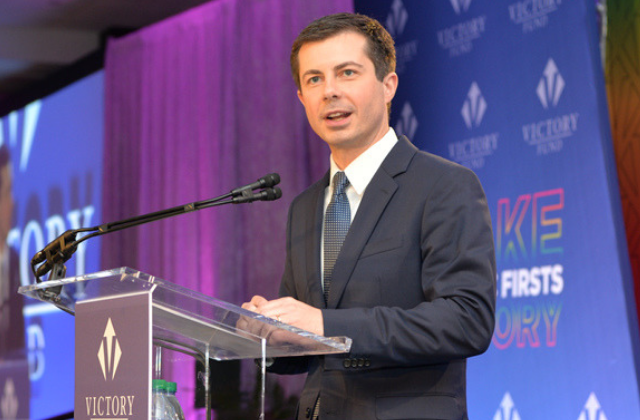 Buttigieg Says 'Divisive Lines' Have Entered Democratic Party