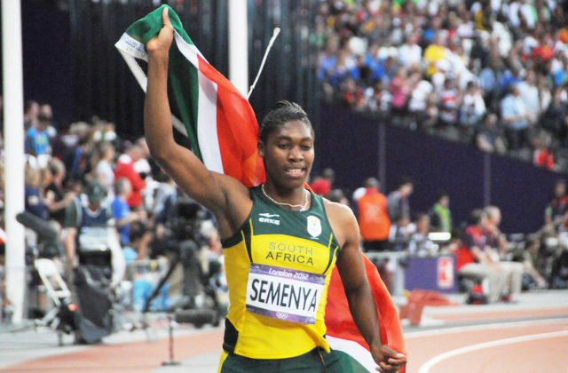 South African Says Intersex Athlete Must Lower Her Testosterone
