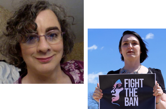 Two Trans Women Fought to Keep Transgender Military Jobs