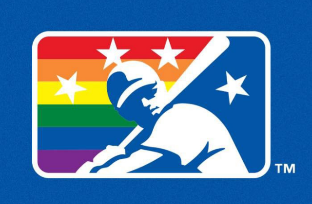 Minor League Baseball Goes To Bat in Largest Pride Celebration in Pro Sports