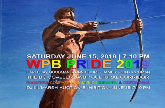 Pride Month in Full Swing for Box Gallery