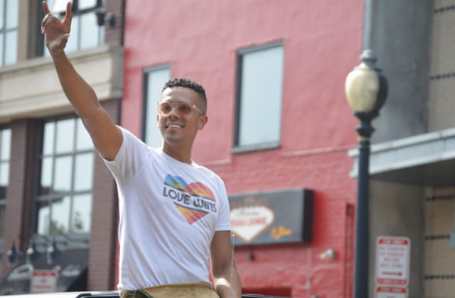 Capital Pride Grand Marshal, Pulse Survivor Honors Victims 'With Action'