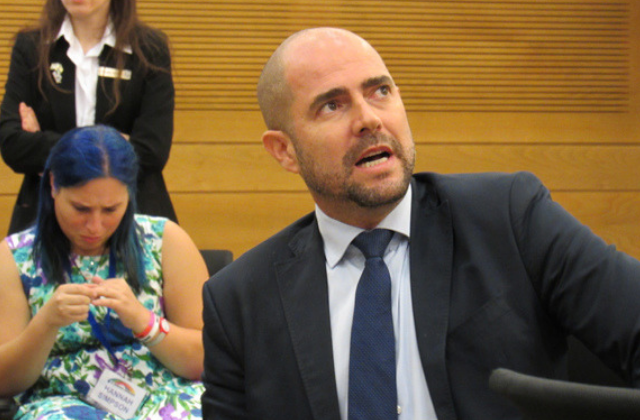Amir Ohana Named Israel's First Gay Cabinet Minister