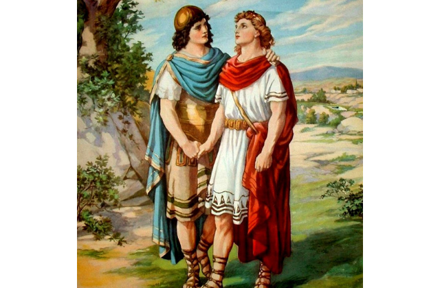 Faith: Jonathan & David, The Wonder of Biblical Love